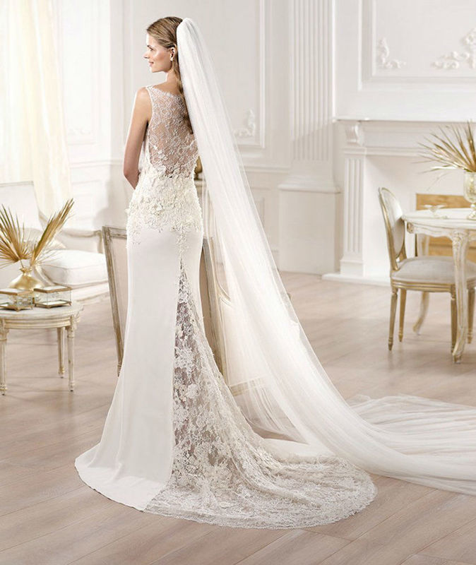 Beispiel: Brautmode, Foto: A.T. Moda Sposa.