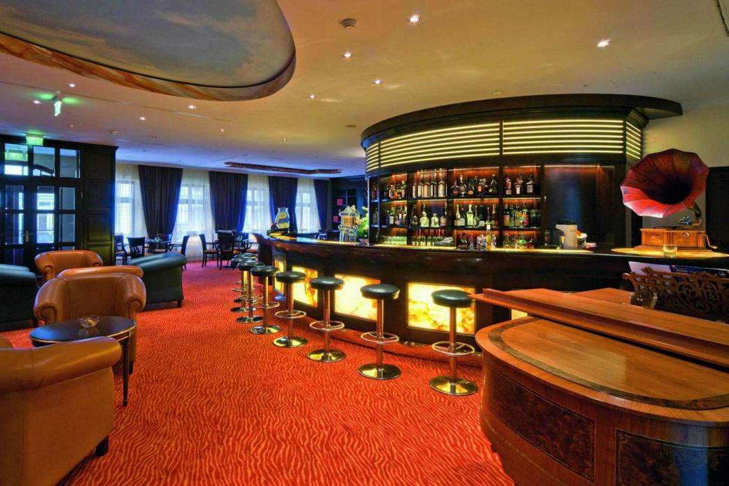 Beispiel: Bar, Foto: Bülow Palais.