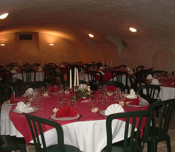 La Salle de Réception - Manoir de Douville