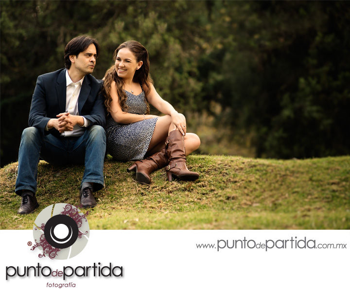 Mexico DF - Chapultepec - Sesión Previa - Ingrid + J Carlos