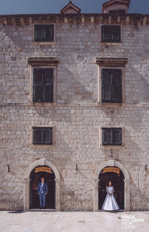 Sesje poślubne Chorwacja