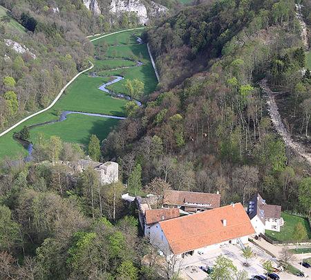 Beispiel: Luftausnahme, Foto: Hofgut Maisenburg.