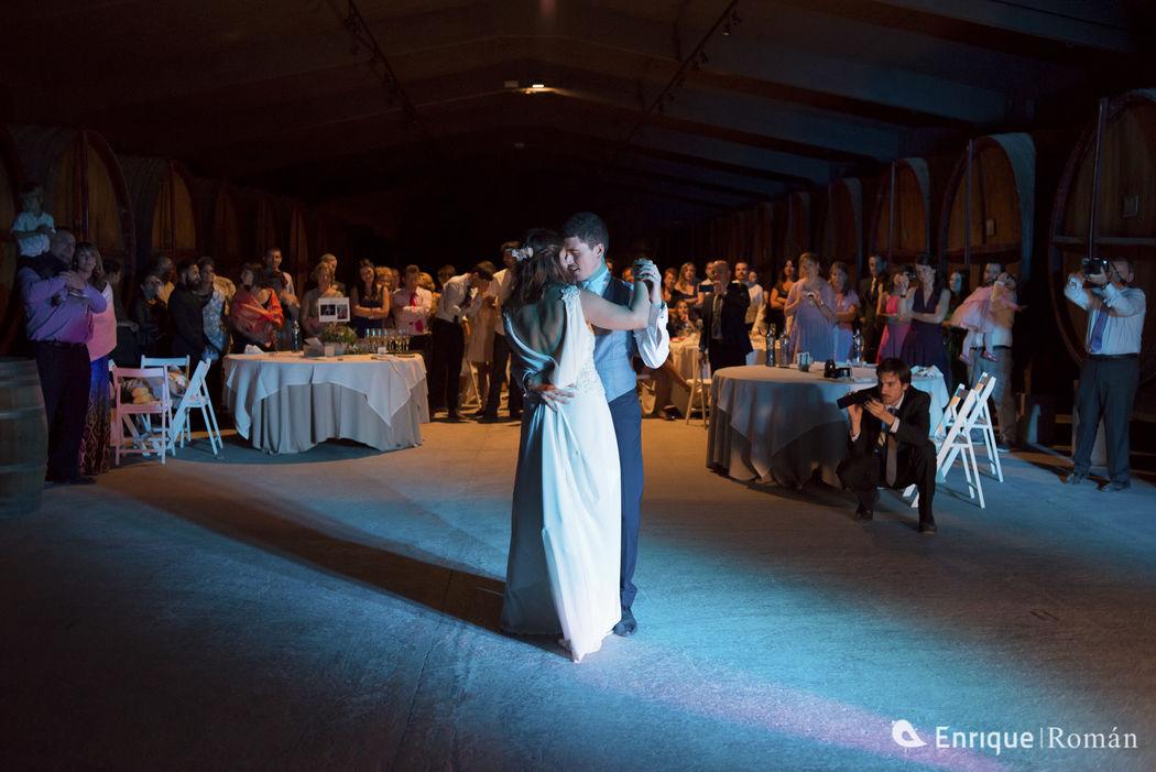 Fotografía de Boda - Baile