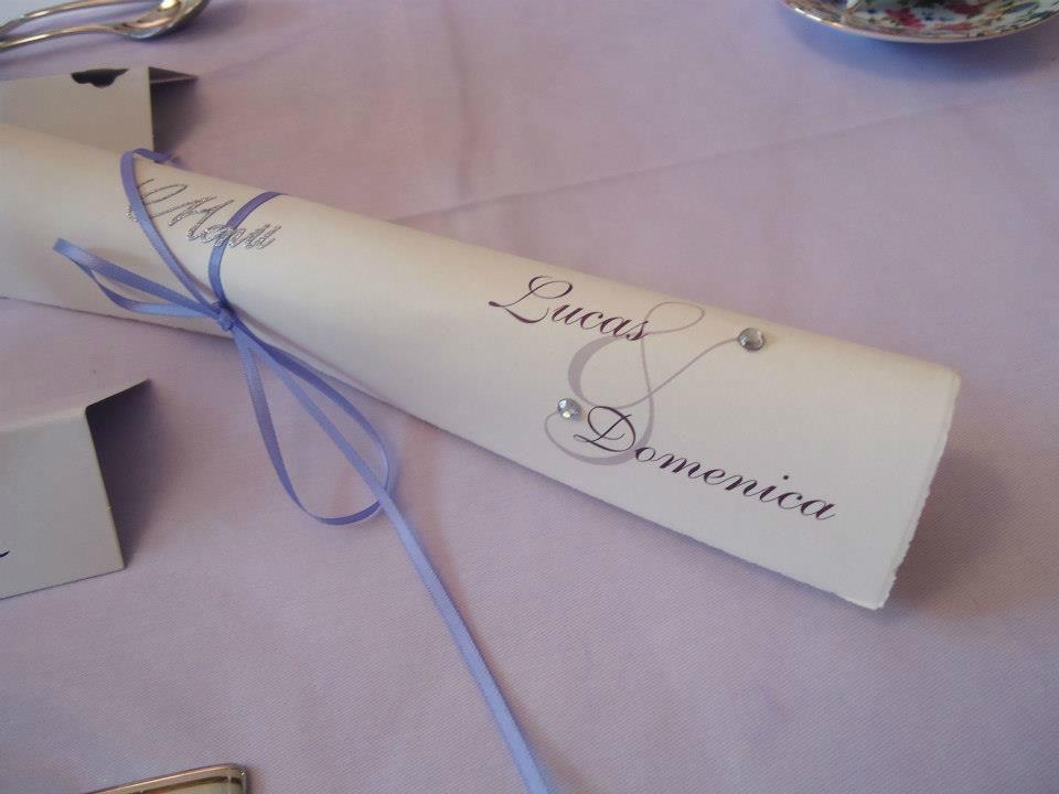 Beispiel: Unterstützung bis ins kleinste Detail, Foto: Die Hochzeitsgestalter.