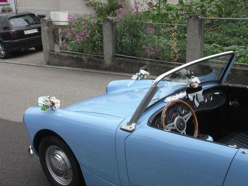 Beispiel: Auto-Mietservice, Foto: Argovia Classics.