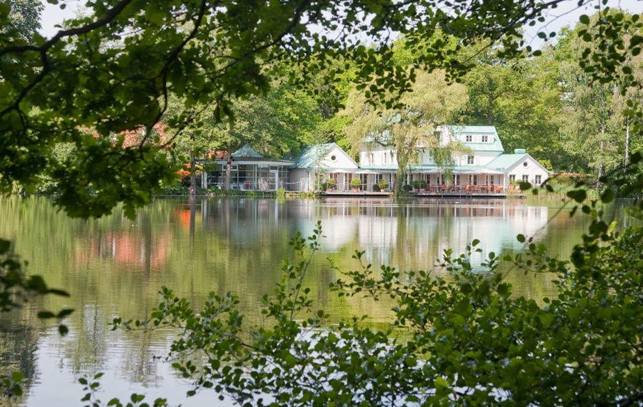 Beispiel: Außenbereich - Blick auf See, Foto: Seefugium.