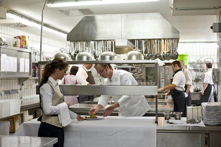 Beispiel: Küche: Foto: Germanenhof.
