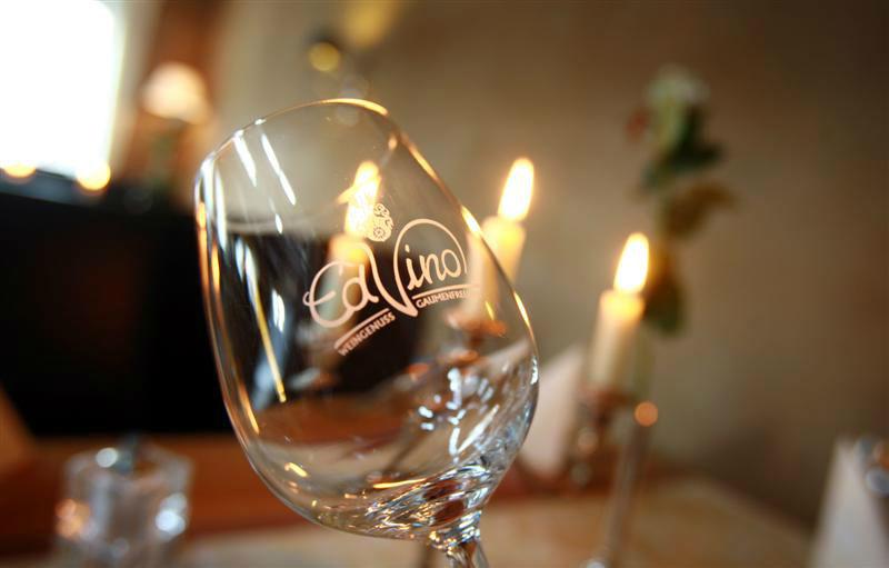 Beispiel: Weinglas, Foto: EdVino.