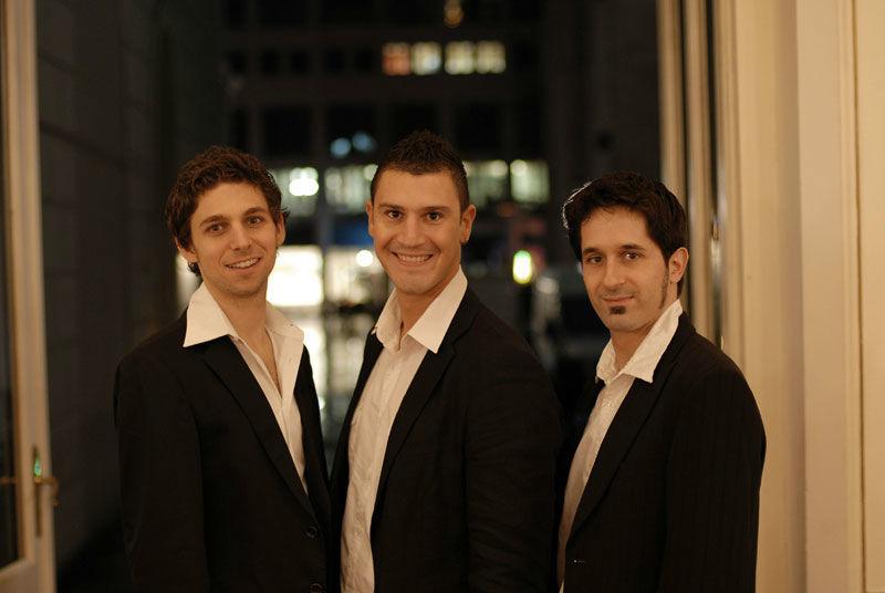 Beispiel: Von Pop bis Rock, Foto: Alessandro Sabato Trio.