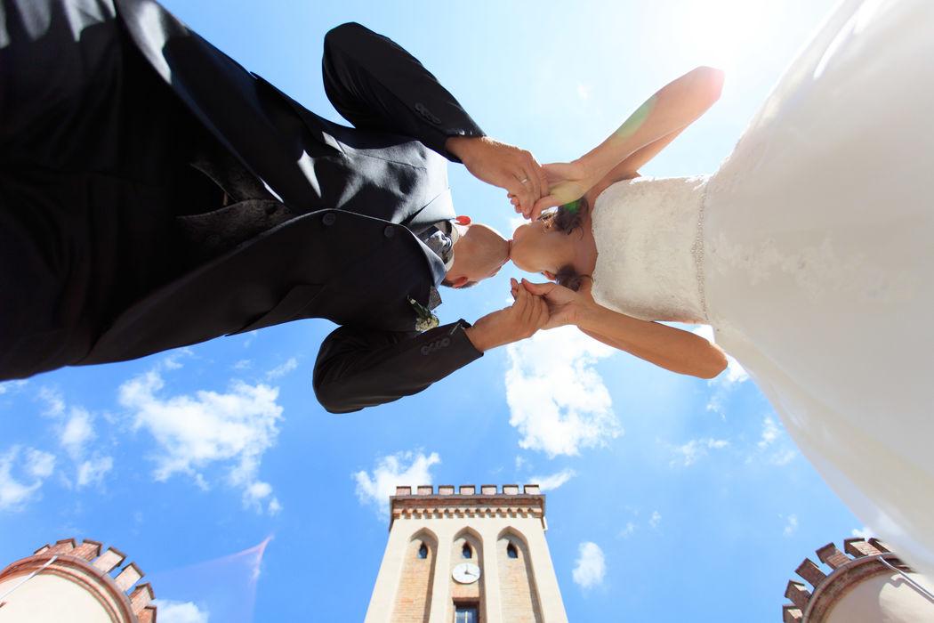 Beispiel: Kreative Paarfotografie, Foto: Hochzeitsfotos - Augsburg Stadt & Land.