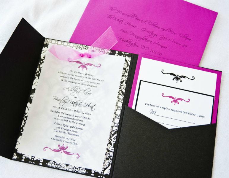 Invitaciones, papelería y detalles