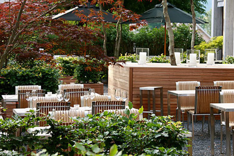 Beispiel: Terrasse, Foto: Hotel Heiden.