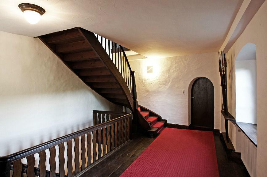 Beispiel: Flur, Foto: Schloss Amberg.