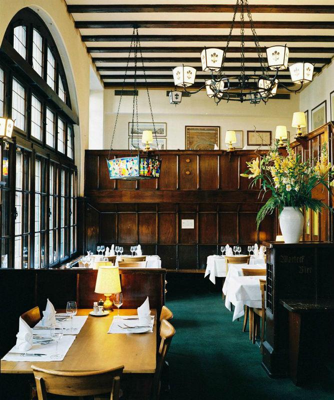Beispiel: Restaurant, Foto: Safran Zunft.