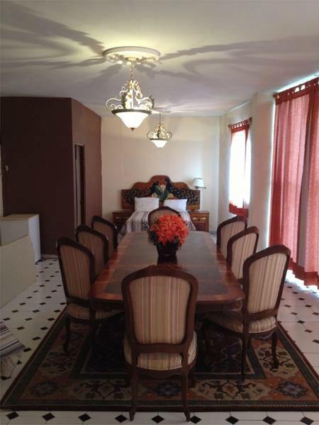 Habitaciones disponibles para grupos. Hotel Doña Juana Cecilia en Tamaulipas