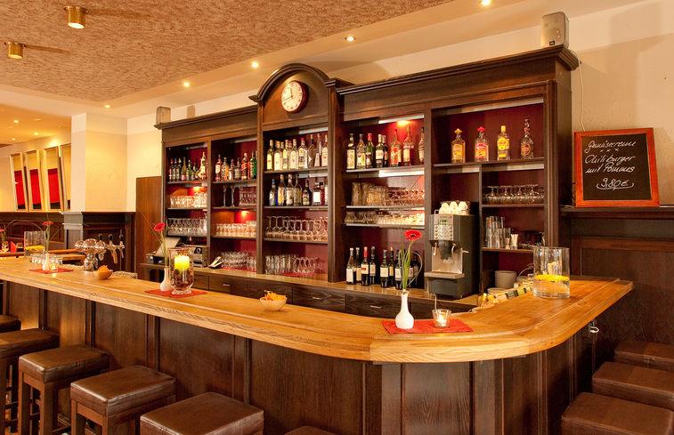 Beispiel: Bar, Foto: Best Western Parkhotel Krone.