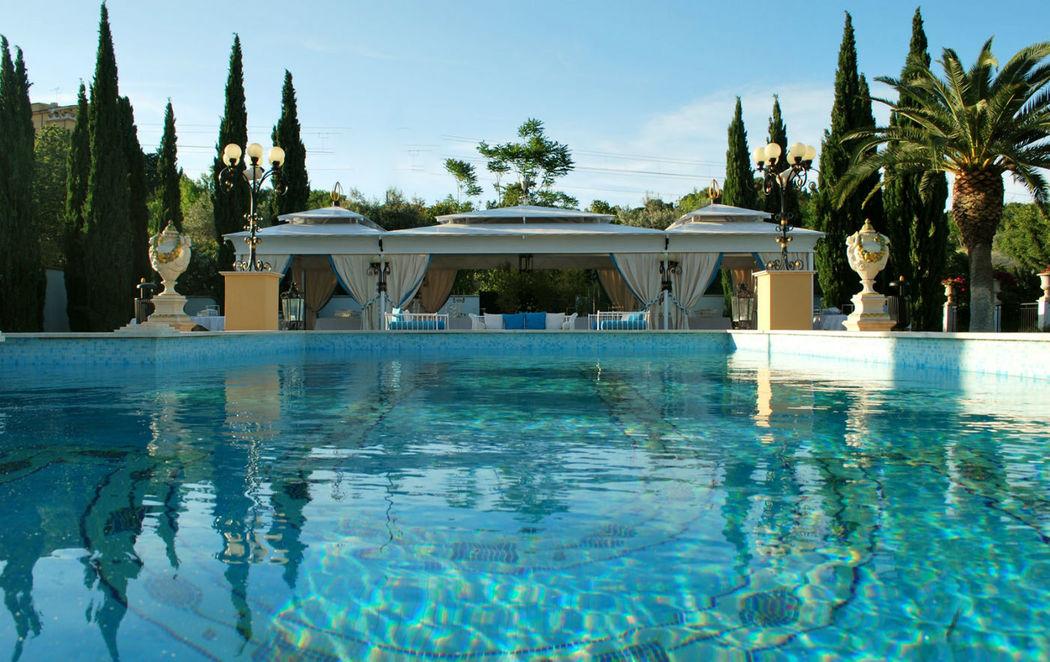 Villa isabella ricevimenti matrimonio for Villa isabella caltanissetta