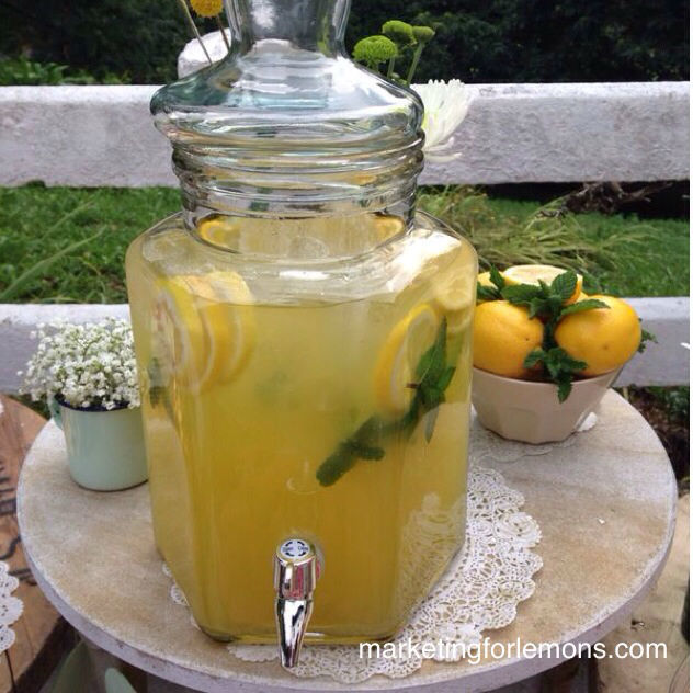 ¡Que no falte la limonada!