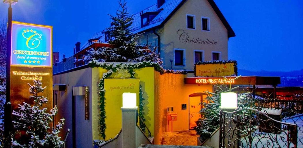 Beispiel: Das Hotel, Foto: Hotel Chirstkindlwirt.
