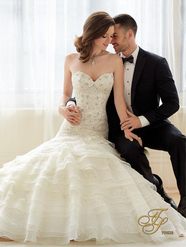 Tutti Sposa - Vestido de Noiva - Modelo Y11628
