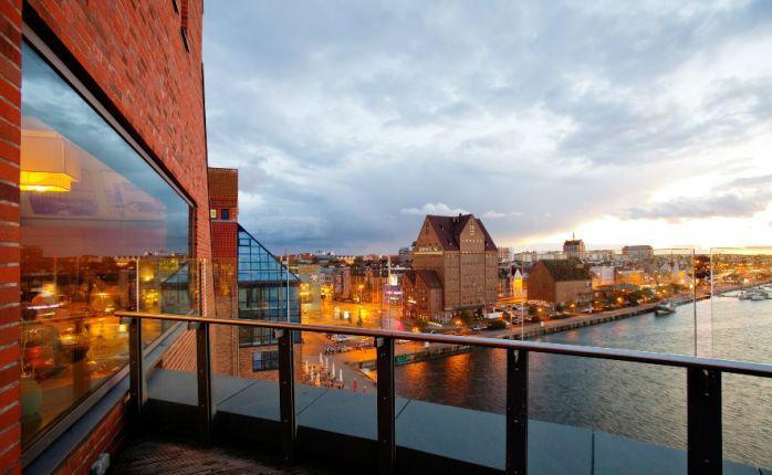 Beispiel: Blick auf Hafen, Foto: SILO4.