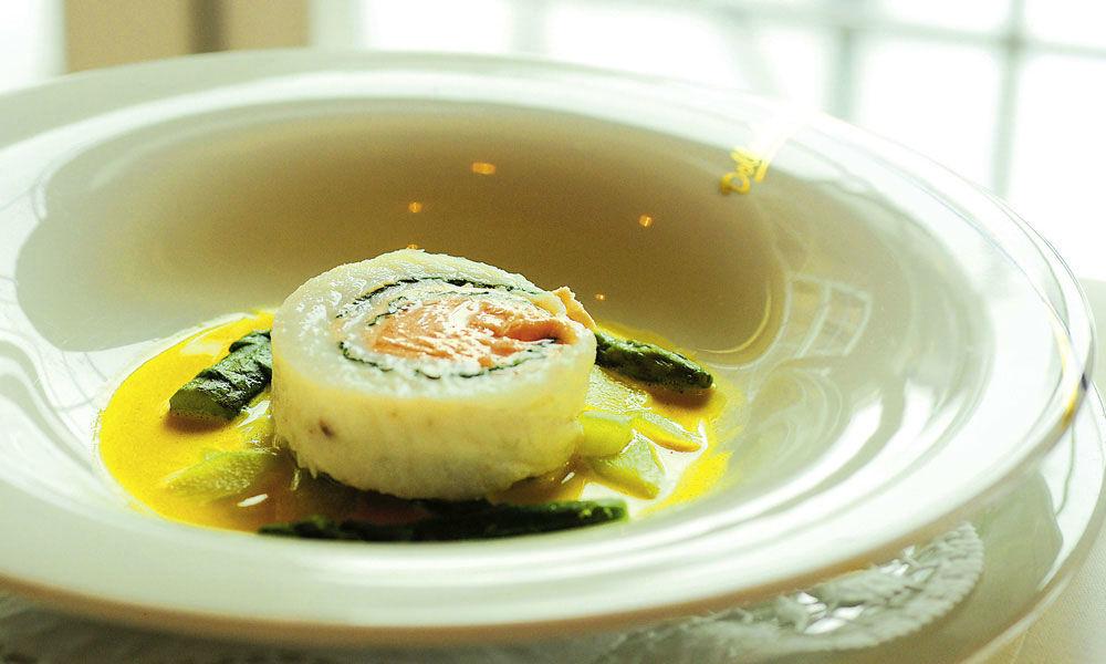 Beispiel: Kulinarische Köstlichkeiten, Foto: Dollenberg Schwarzwald Resort.