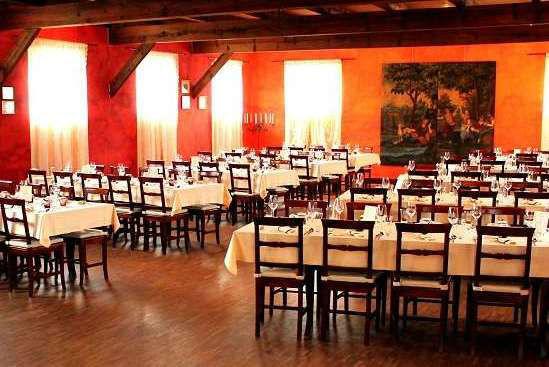 Foto: Hochzeitssaal