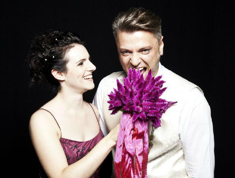 Beispiel: Hochzeitsfloristik, Foto: Florastyle.