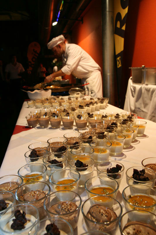 Beispiel: Dessert, Foto: Otten Gravour.