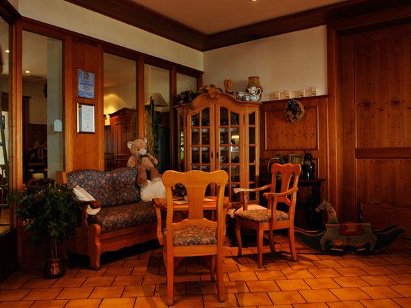 Beispiel: Lobby, Foto: Berghotel Augustusberg.