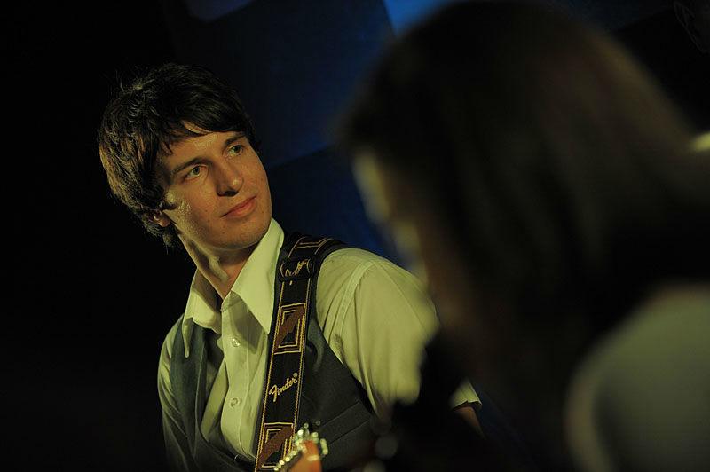Beispiel: Martin-Gitarre, Foto: 4 and a girl.