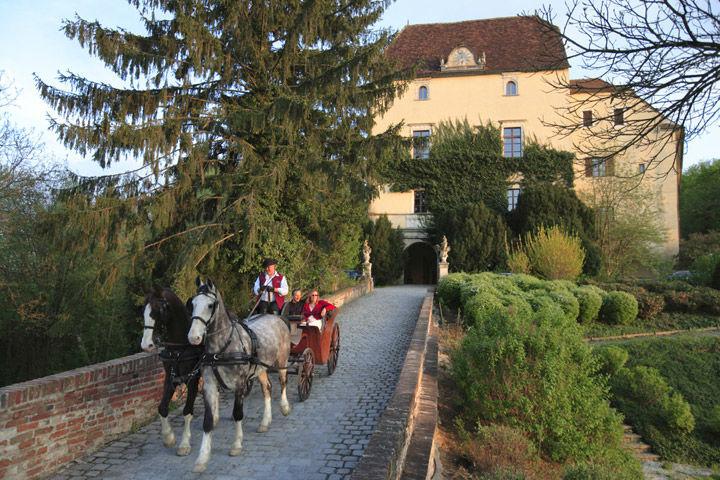 Beispiel: Schlosshotel, Foto: Schlosshotel Obermayerhofen.