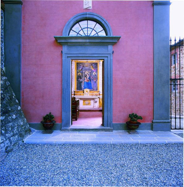 Borgo Scopeto Relais - Church