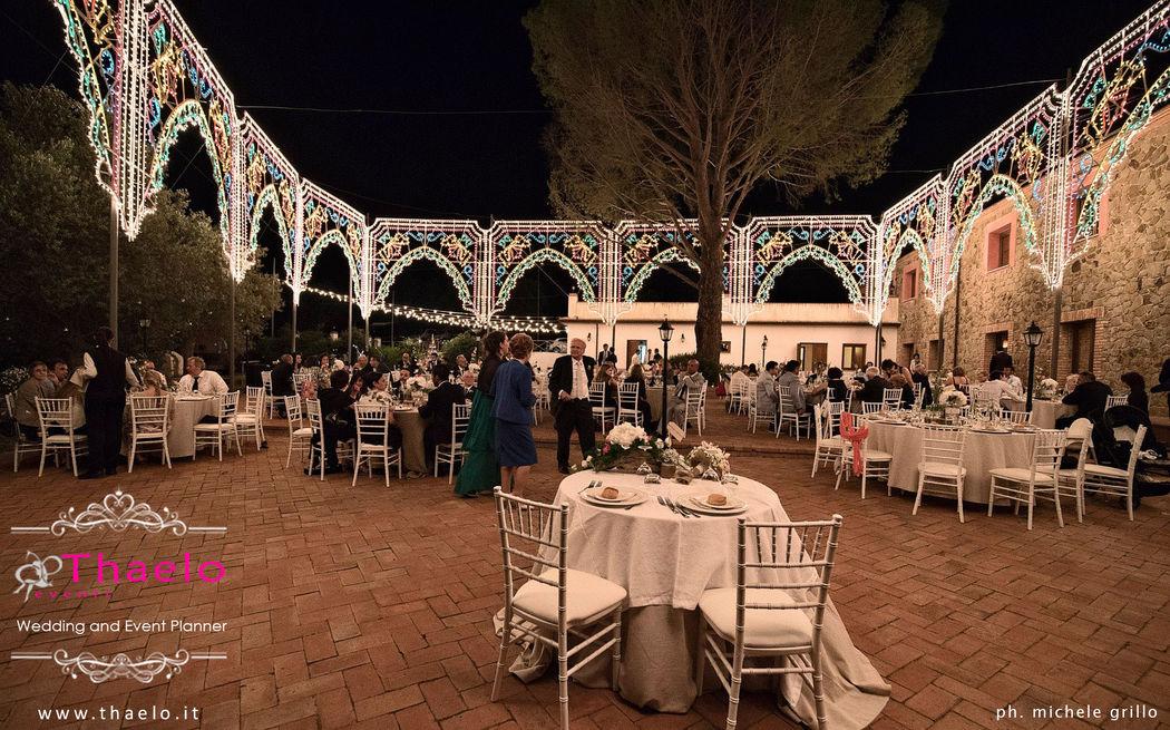 Thaelo Eventi Sicilian Style Wedding