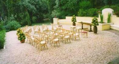 Cerimonia all'aperto -  Villa del Sasso