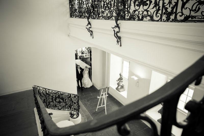 Beispiel: Hochzeitsreportage, Foto: Chris Yeo Photography.