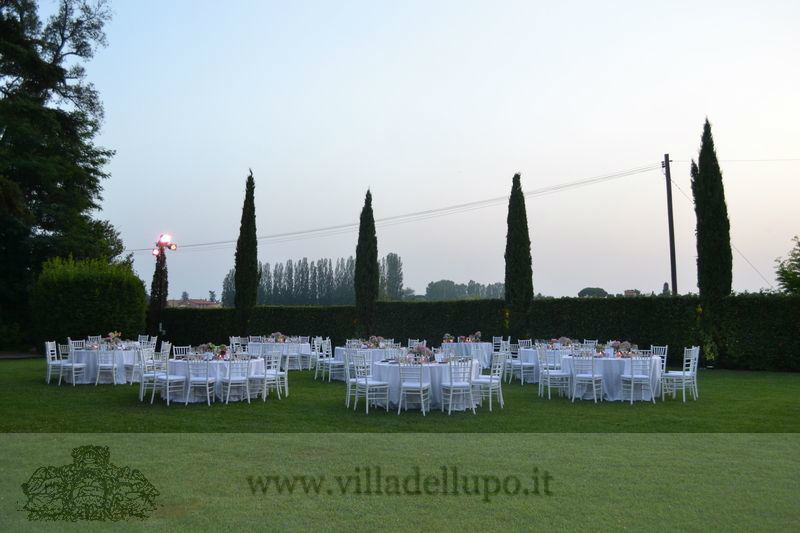 Villa del Lupo