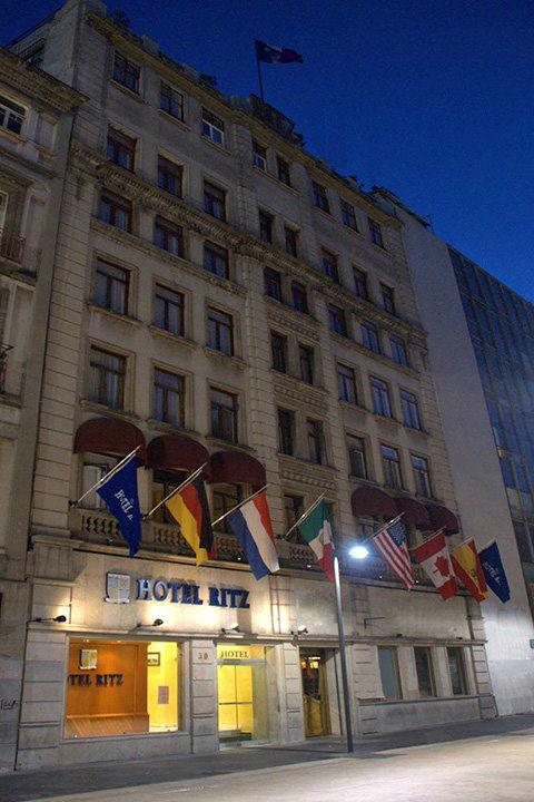 Hotel Ritz de la Ciudad de México