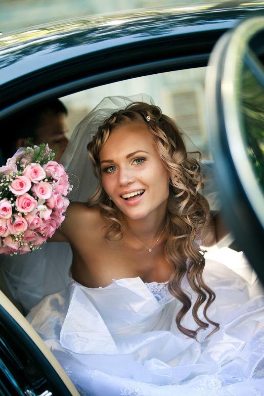 Beispiel: Braut, Foto: Munich-Drivers.