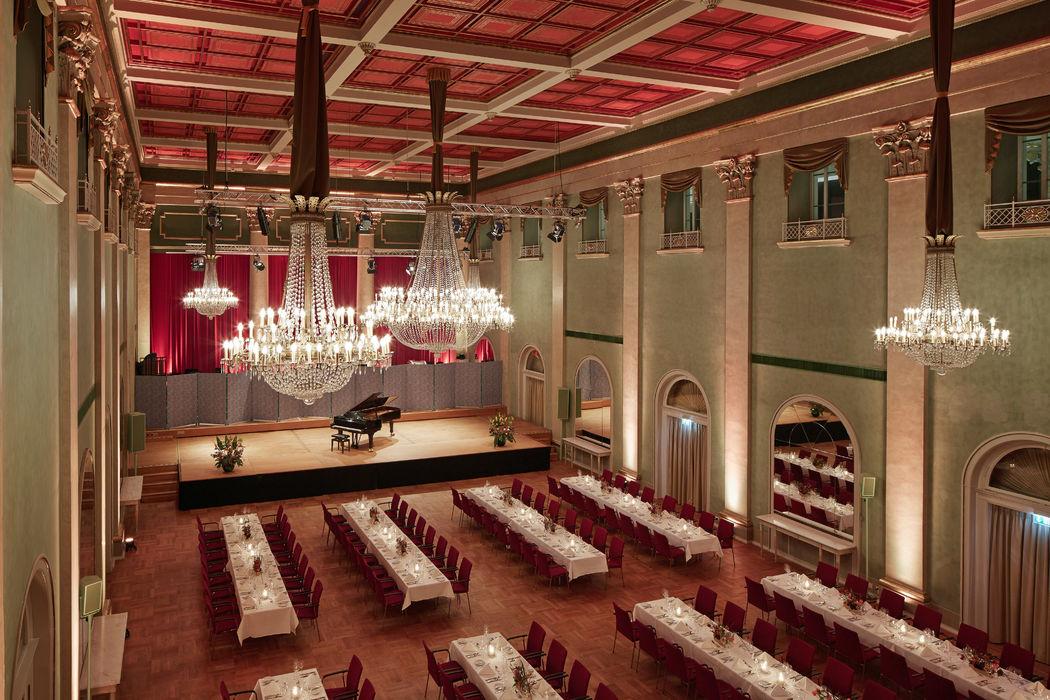 Weinbrennersaal bis 160 Personen