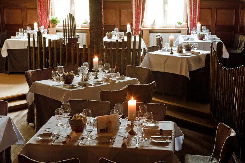 Beispiel: Restaurant, Foto: Gasthof Zur Linde.