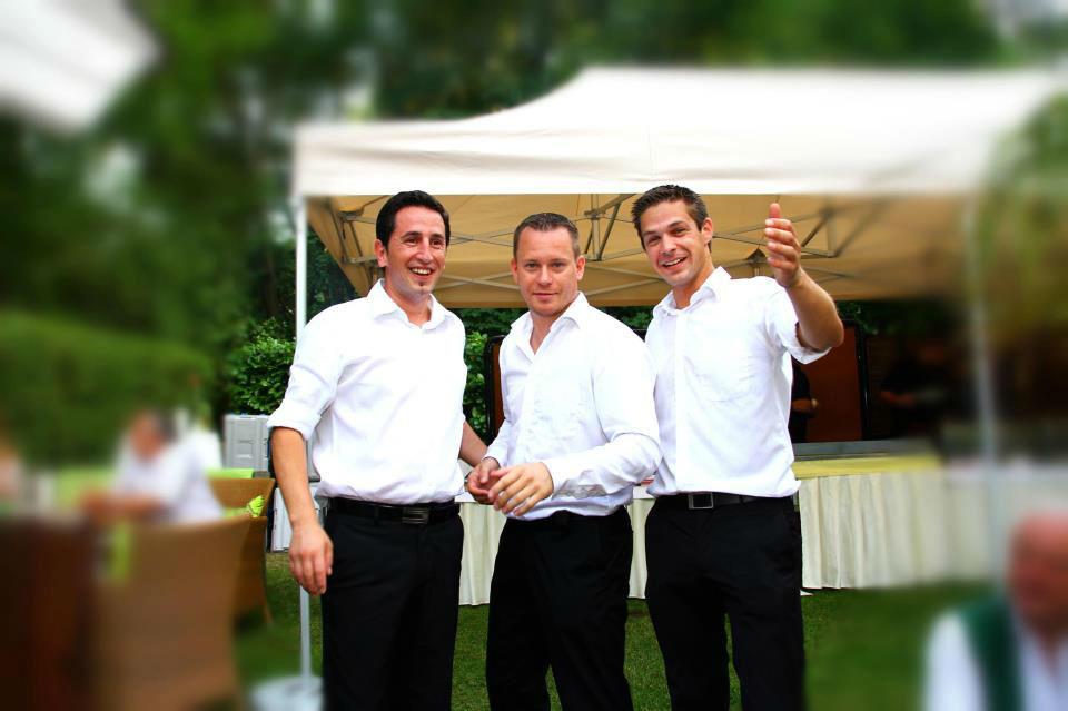 Beispiel: Freundlicher und Kompetenter Service, Foto: CCB Catering Company Brok.