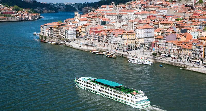 Beispiel: Kreuzfahrt Portugal, Foto: 1A Vista Reisen.