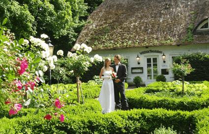 Beispiel: Brautpaar, Foto: Witthüs.