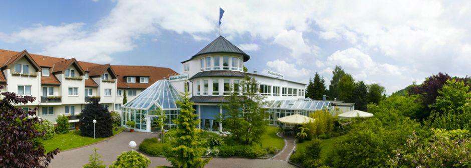 Beispiel: Außenansicht, Foto. Waldhotel Schäferberg Kassel.