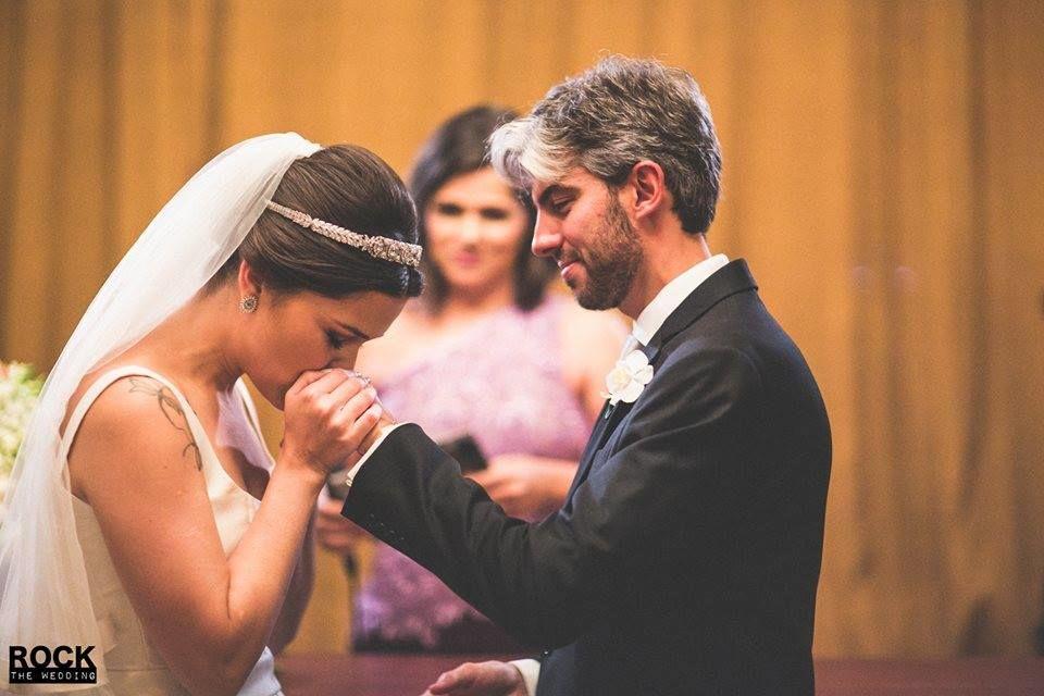 Isabela & Bruno Foto: Rock The Wedding