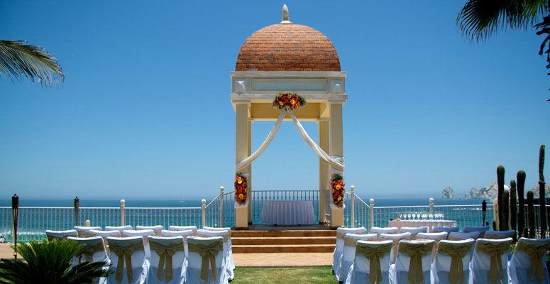 Boda en Hotel Riu Santa Fe en Los Cabos