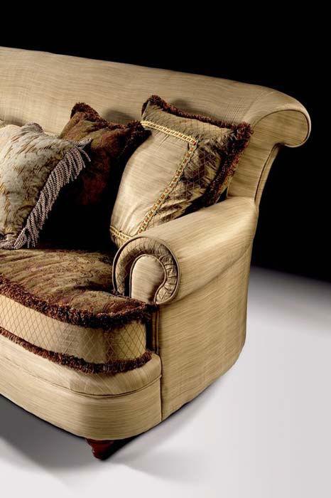 Muebles La Tinaja. Sofá Clásico