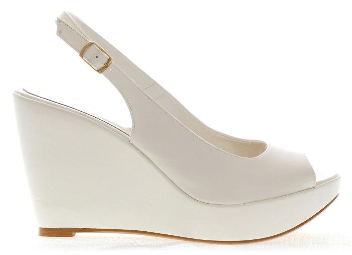 Zapato de novia enepe Jana