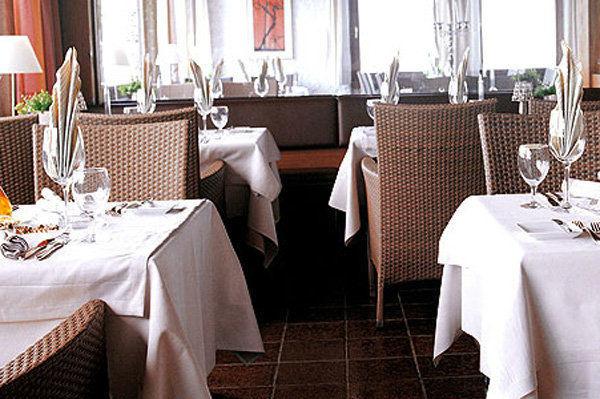 Beispiel: Restaurant, Foto: Hotel Hirschen Dornbirn.